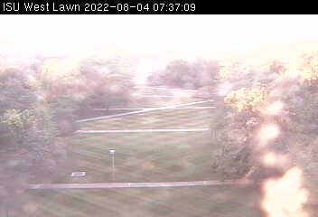 Parks Library camera live image